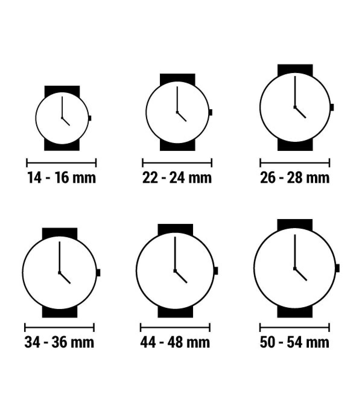 Reloj Hombre Paco Rabanne 81207 (38 mm)