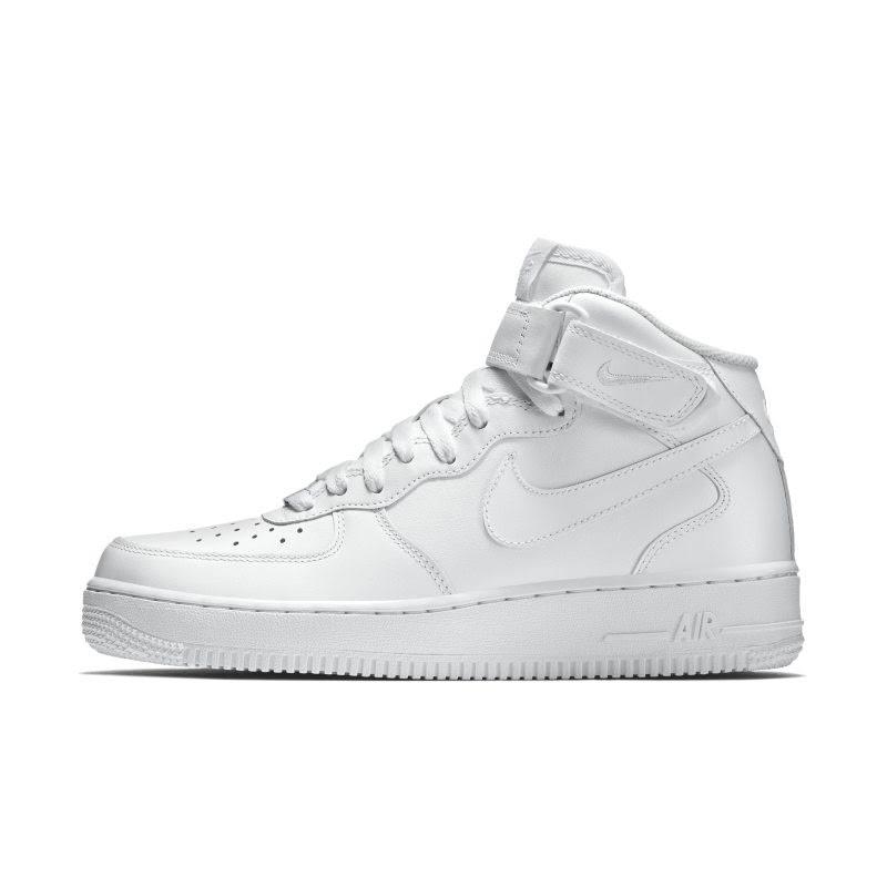 Air 1 Nike Hombre Para Mid'07 Calzado Force Blanco FaHwUtq