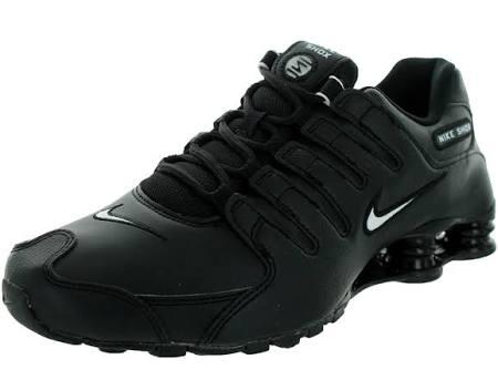 5 Nike Shox 501524091 Calzado Tamaño 10 Blanco Para Negro Hombre Nz PqU8wPr