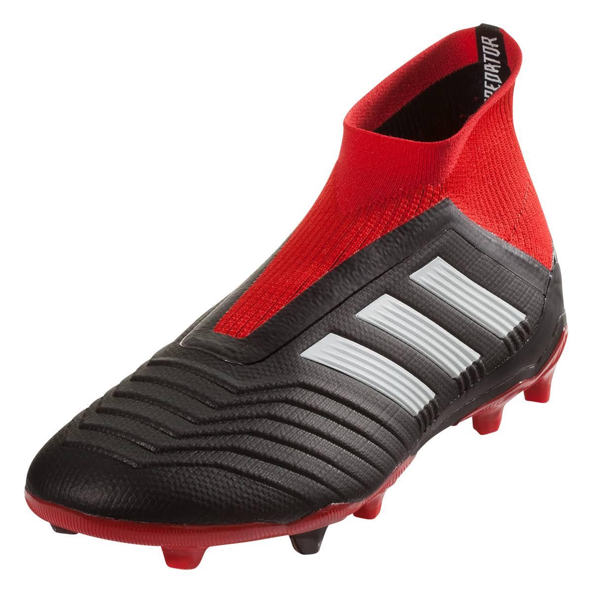 Color Fidas Fútbol De rojo Adidas 4 5 18 Predator Negro Fg Botines Junior Sin q6OwBnBp