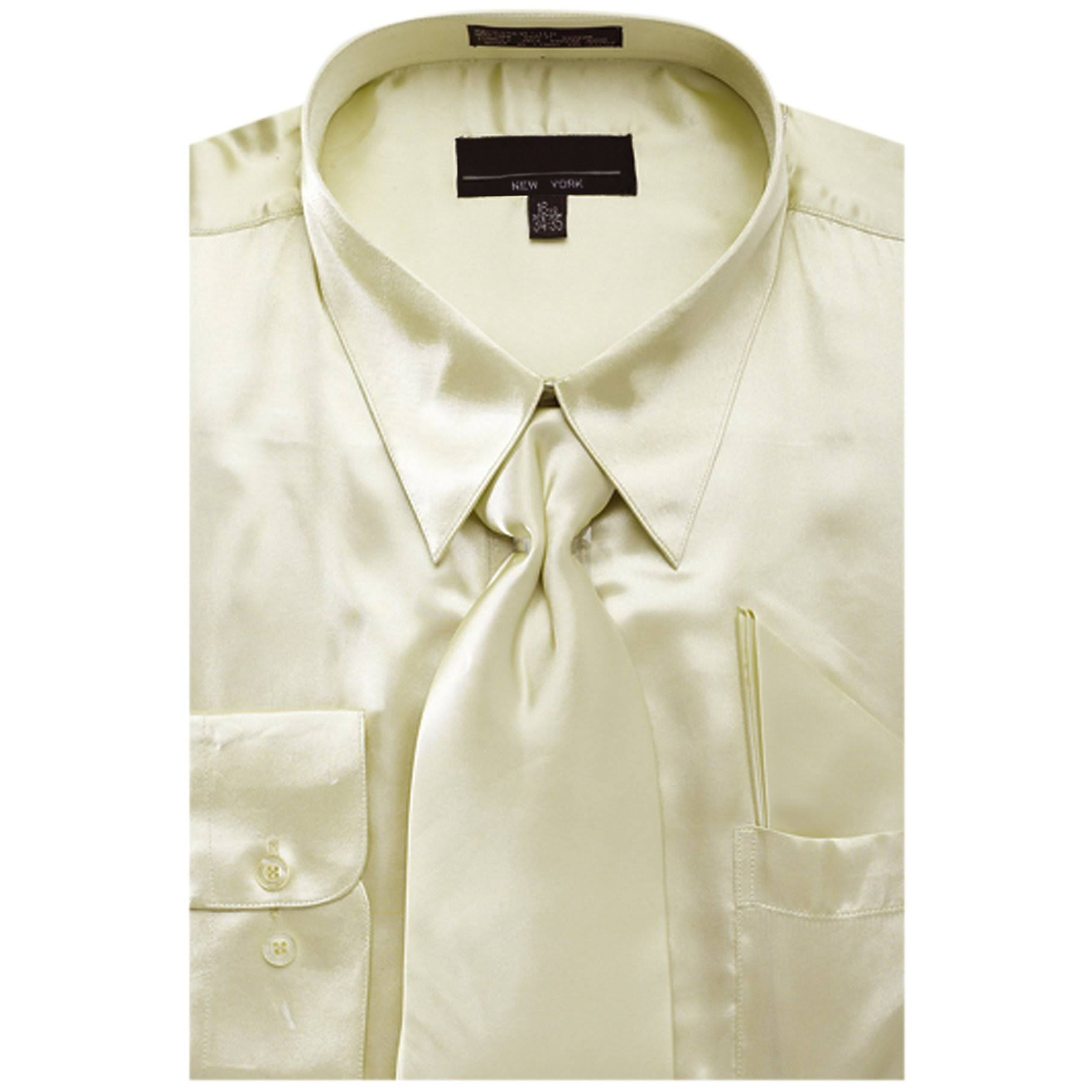 Tamaño Oliva En 5 Verde Sunrise Satén 15 35 De Outlet Para Camisa Y Liso 34 Color Vestir Hombre Pañuelo Corbata tqOZSH