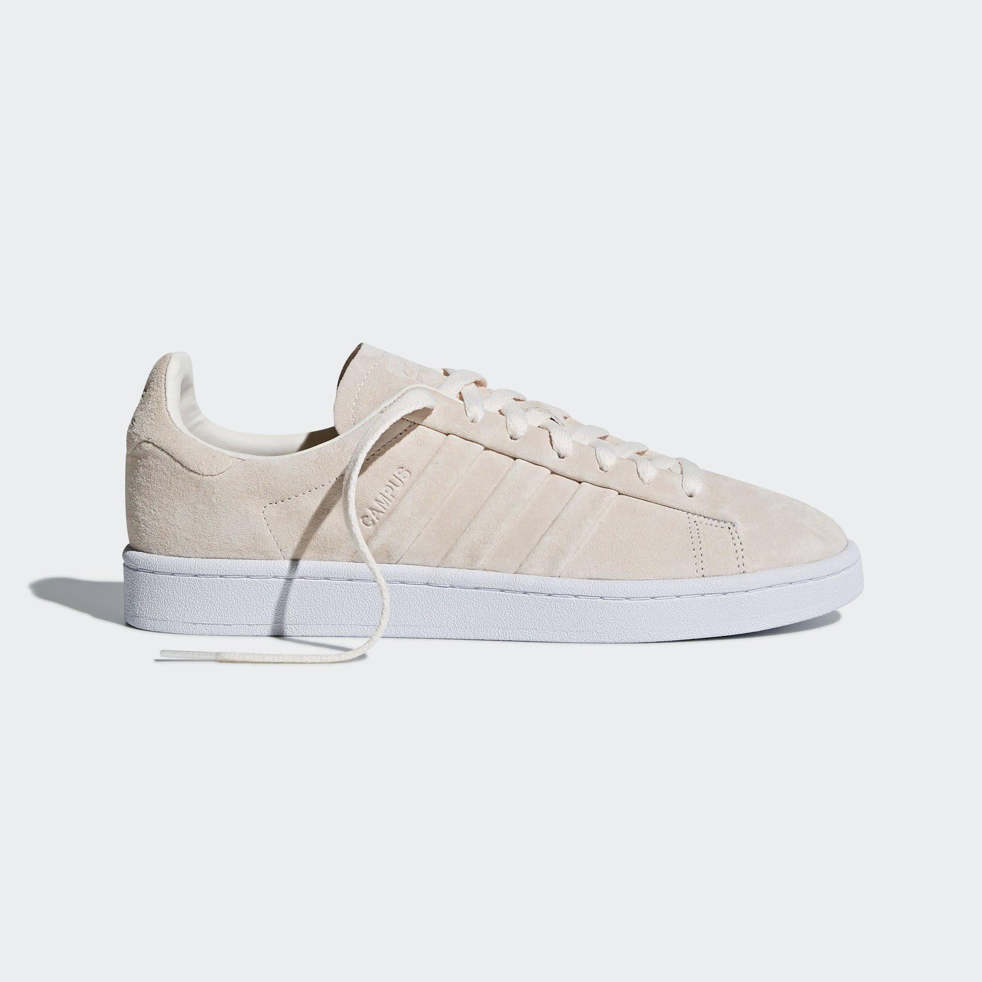 White Größe Schuhe chalk And Bb6744 Weiß Turn footwear Stitch Campus White 46 chalk White Adidas n74YfUqU