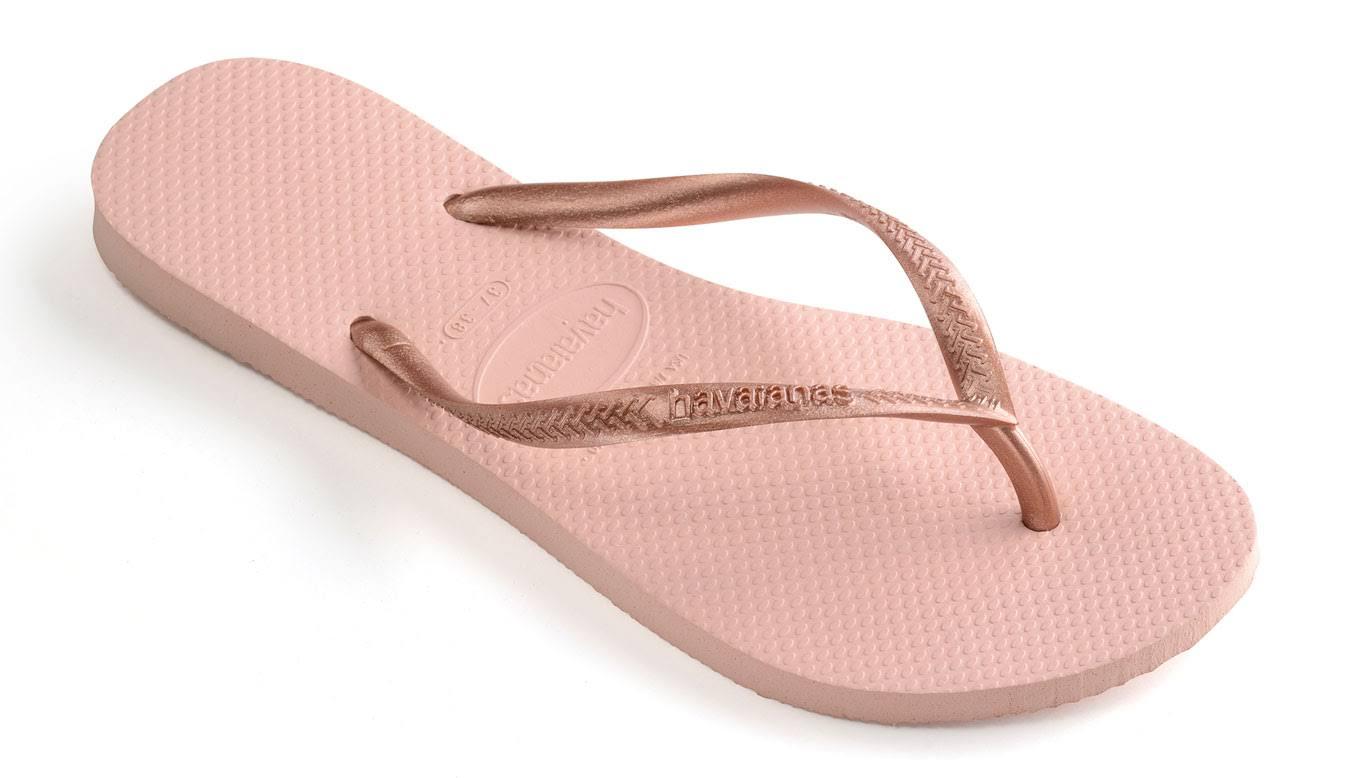 Sandals Slim Pink Rose Havaianas Havaianas hrQdts