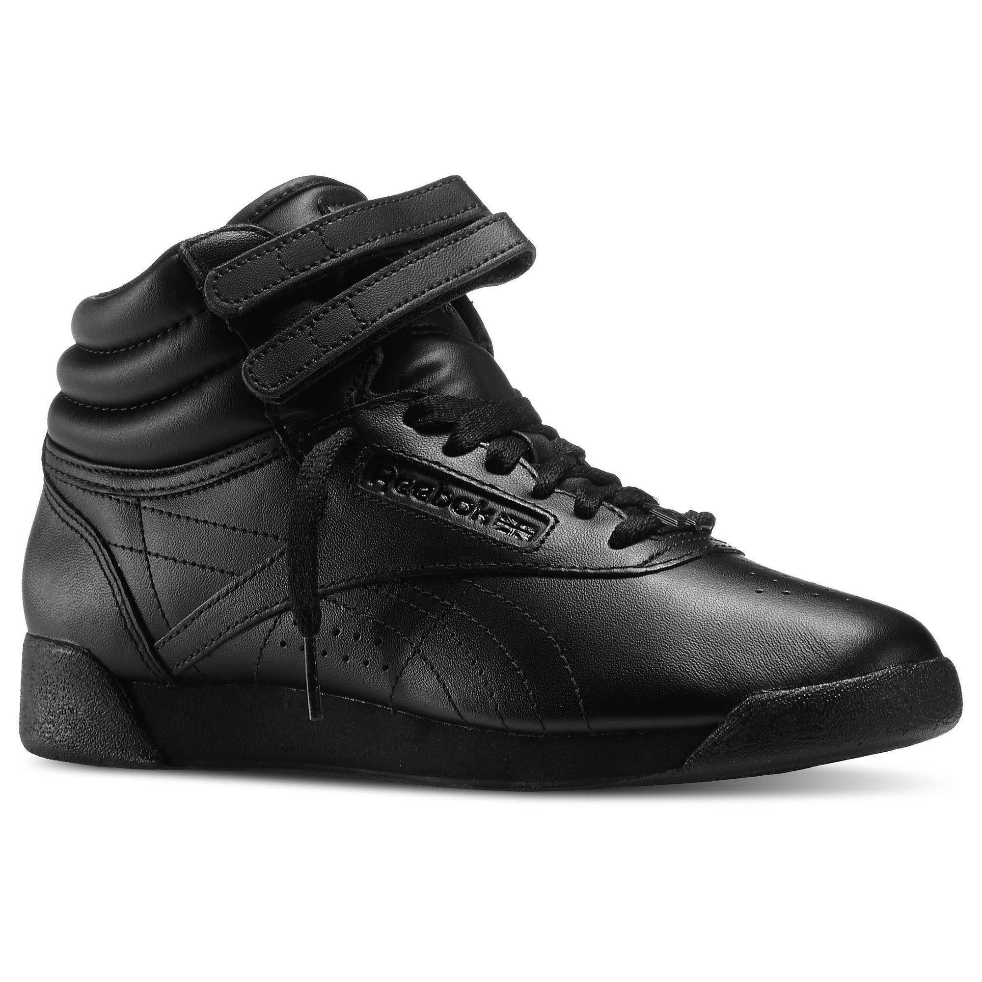 J92633 Style Life Womens Reebok Zapatillas 7 Black Talla Freestyle Hi 4wH1Y0q