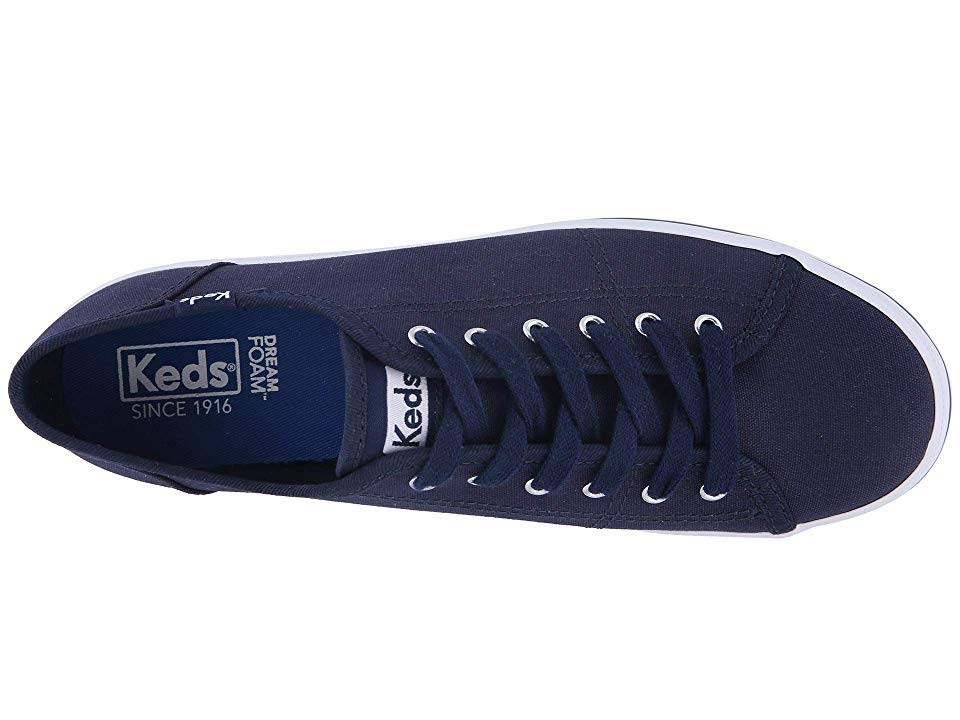 Marino Canvas Keds Moda Azul Zapatillas Us 5 Para Mujer Kickstart De Navy M fST0qwO