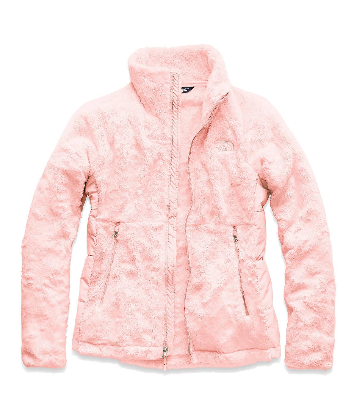 Cremallera Face Xs tamaño De Chaqueta Para Completa The Osito North Hybrid Salt Mujeres Pink Con Sport 5xRxqTp
