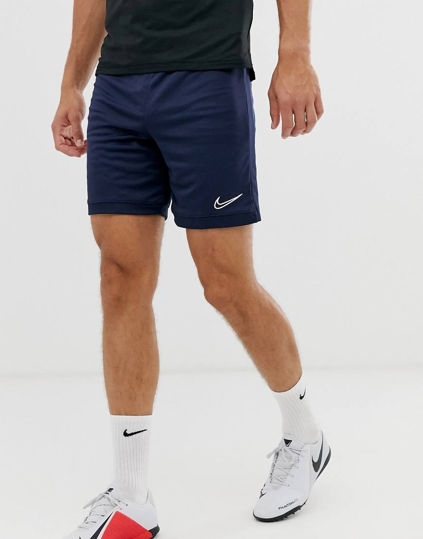 Nike Dri-FIT Academy Short - Blue - Size M