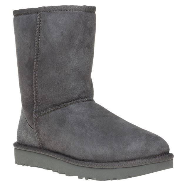 Classic Ii Ugg Grey Short Boots dqqEpr