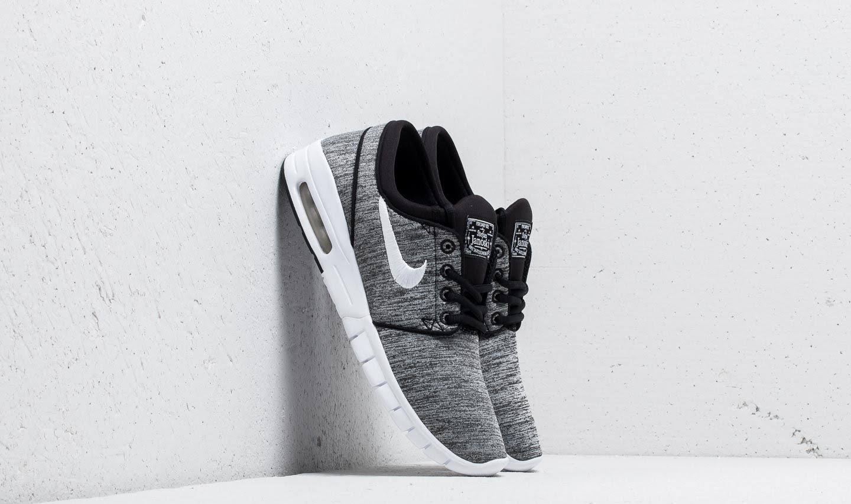 Grey amp; Max Sb 4 Weiß 5 Jungenschuhe Janoski Nike Stefan Schwarz Heather xXzHqtOt