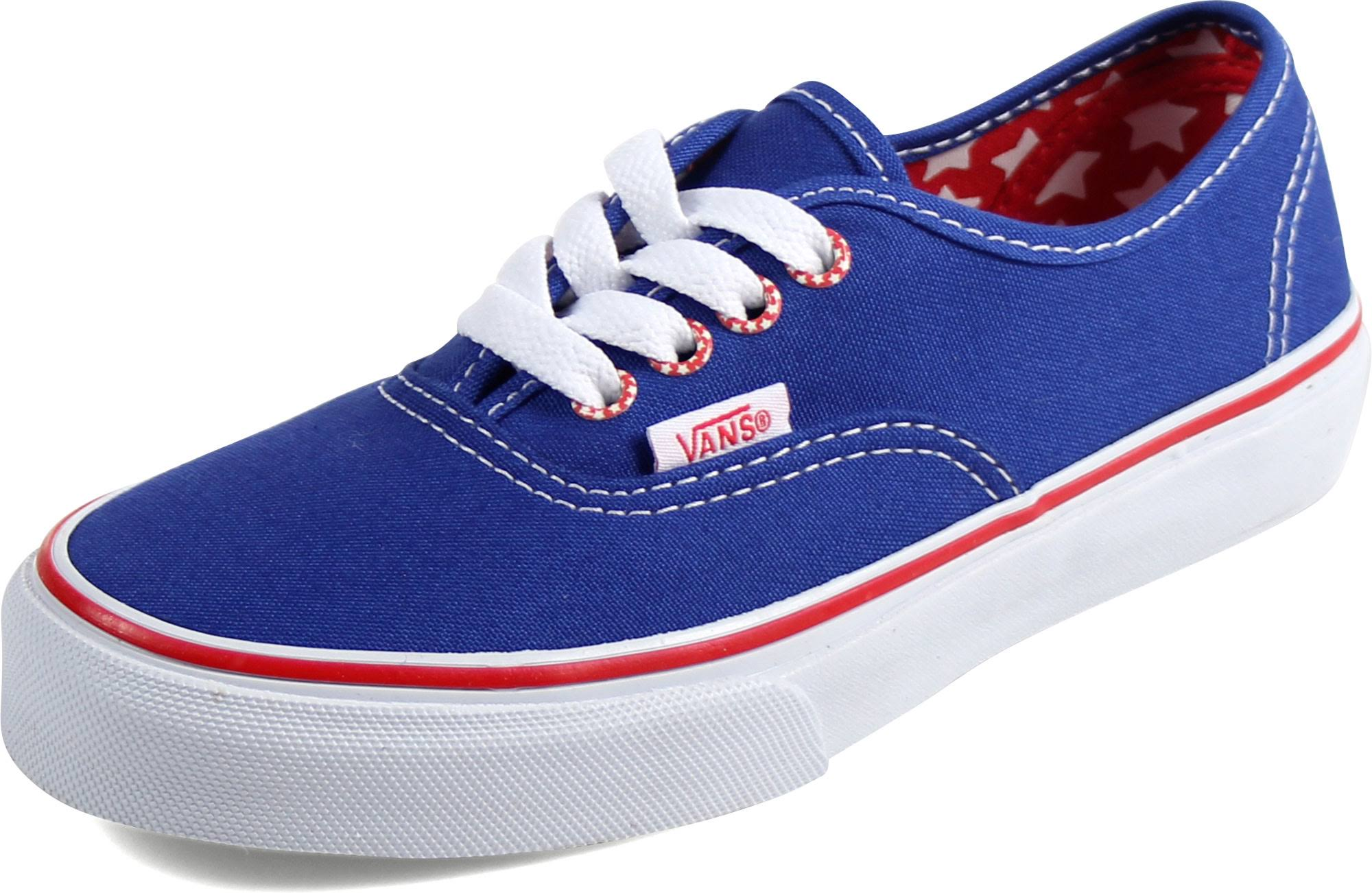 Eyelet Shoes Kids Web The Surf Authentic Vans star IwOIE