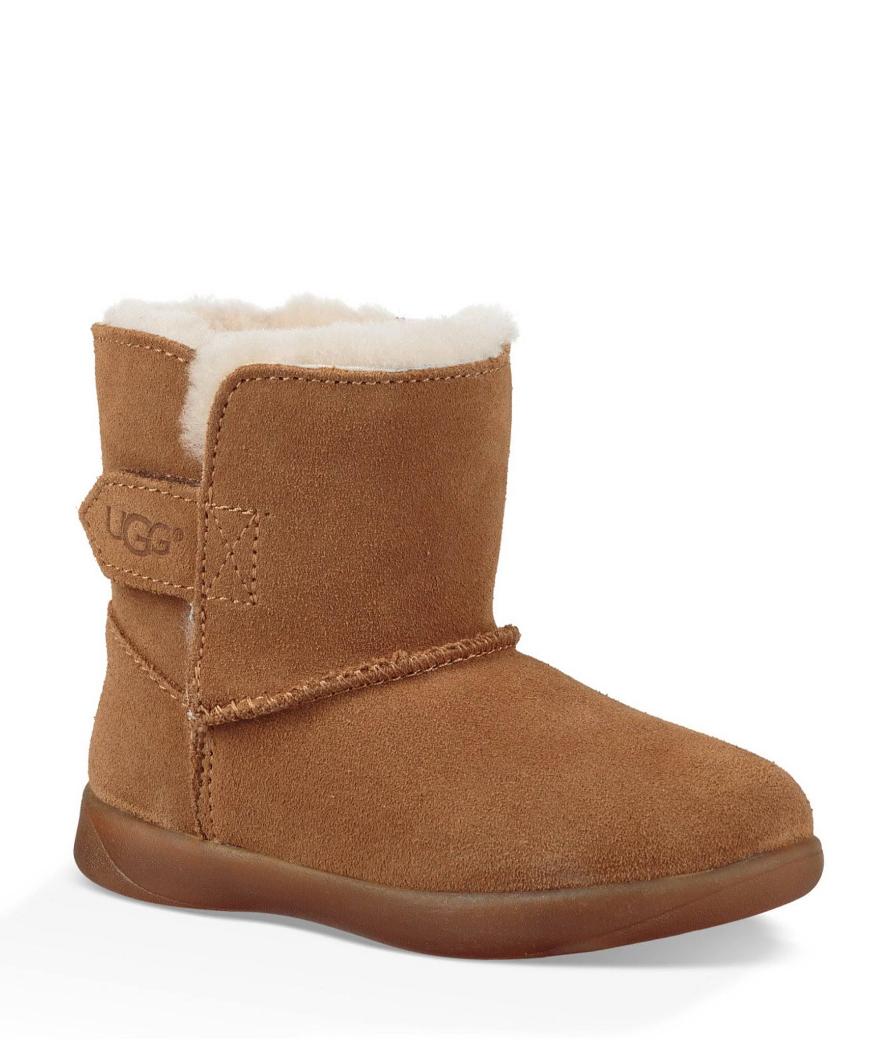 Keelan Baby Ugg Boot Chestnut Keelan Ugg Chestnut Baby Boot YWID29EH