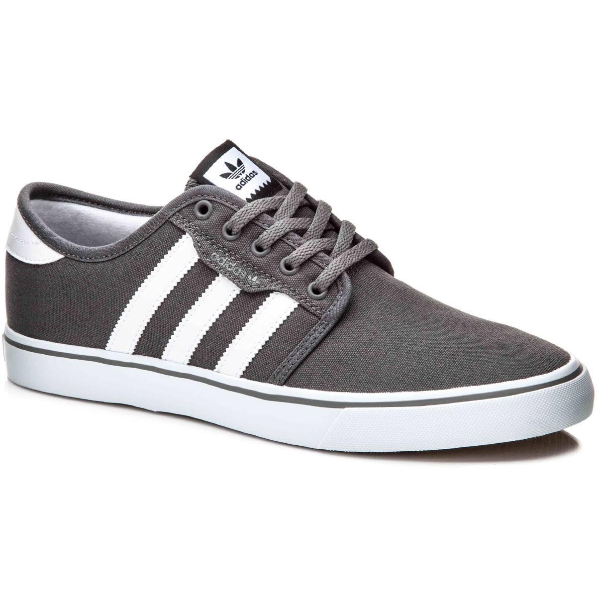 Cloud 6 Adidas Shoes Grey Men's Seeley White wRxBqZfnv
