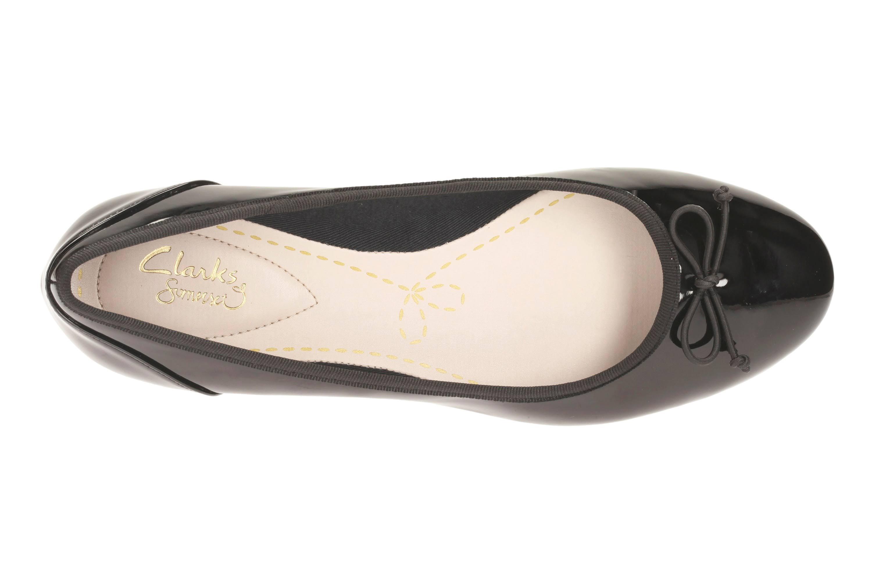 Pat Clarks Woman Bloom Ballerinas Black Nero Patent 36 Couture Taglia kXn0wPN8OZ
