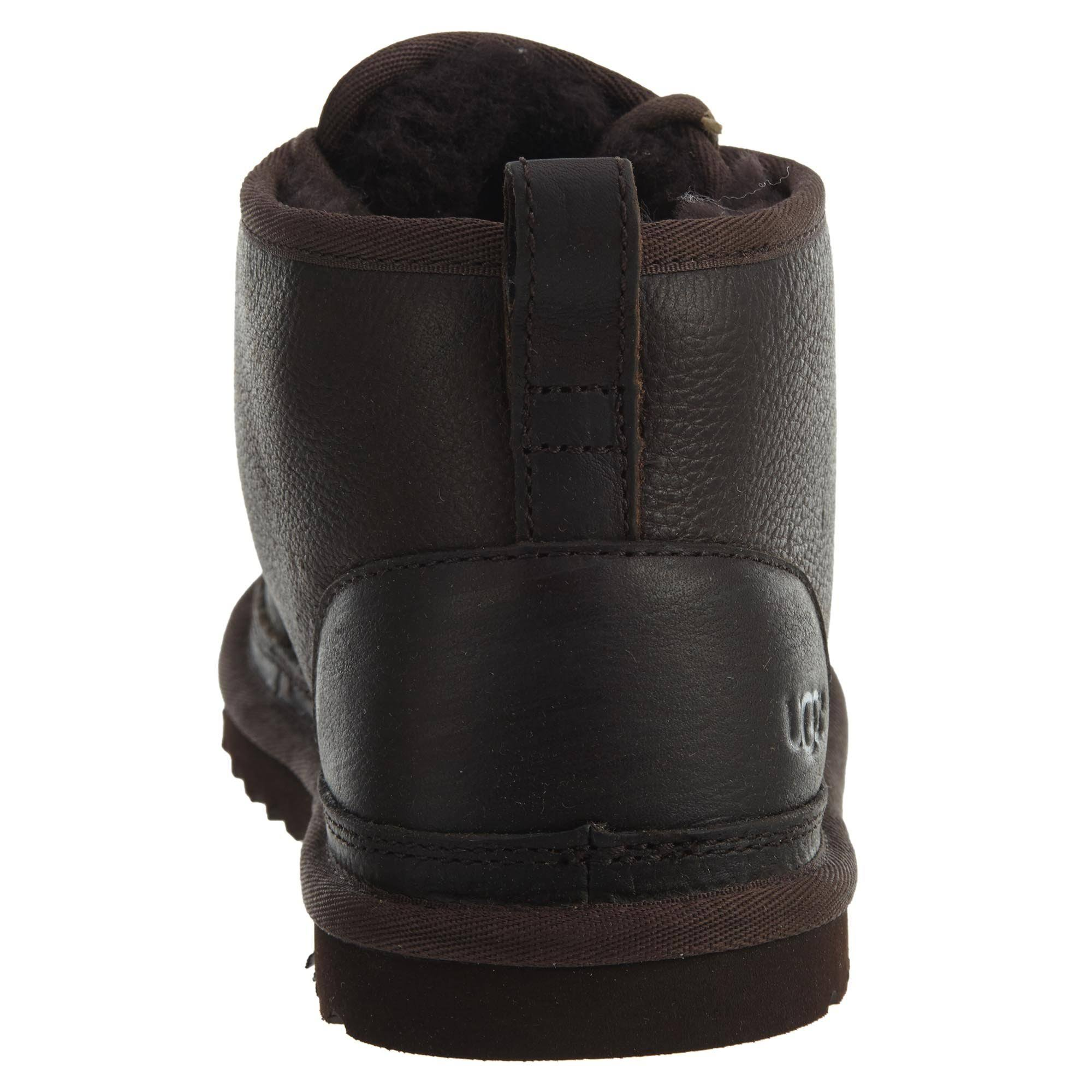 China Men's Size Ugg In 7 Leather Neumel Boot Tea pPXwCqz