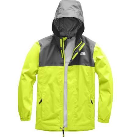 Face North Grün Reflective Für Von Resolve Die Jacket Jungen qAOXwT