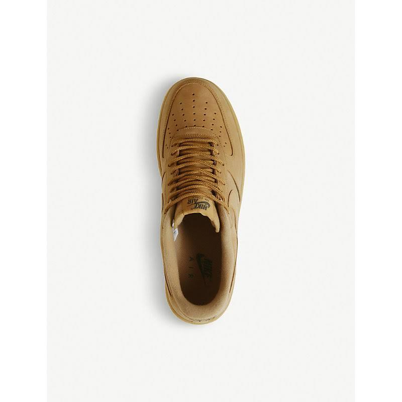 Scarpe Air 1 Ginnastica 07 Da Pelle Nike In Nabuk Force Rq35cjLS4A