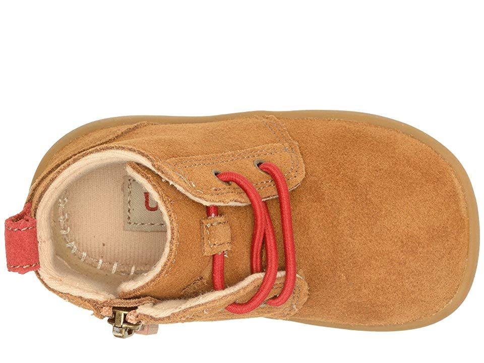 Xs Zapatos Kids Niño us 0 Para Niños 1 Ugg Pequeño Castaño M Kristjan Infant infante zxHdXqnF