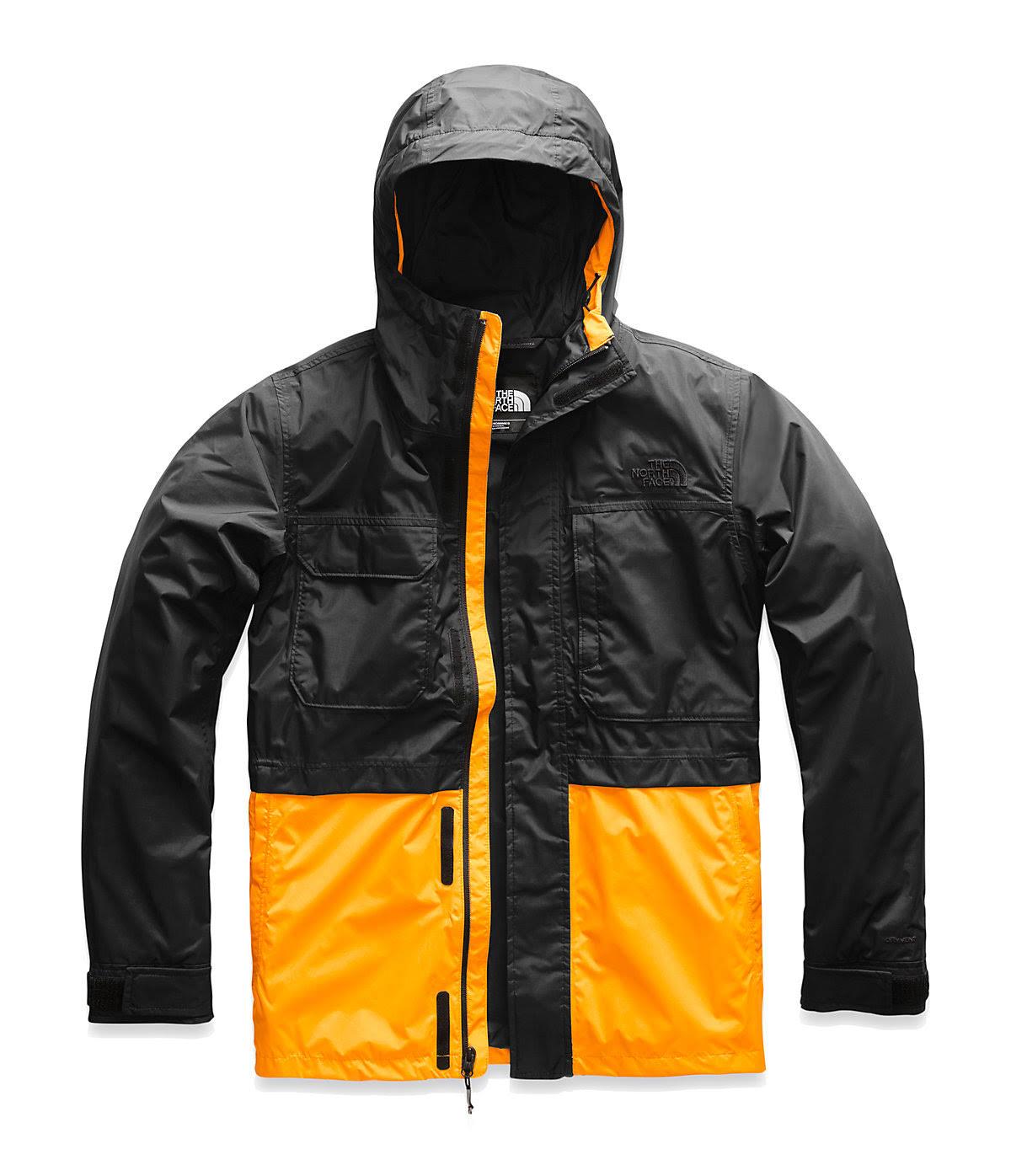 Wasserabweisende The Zoomie Jacke Für Small North Face Herren Rain Schwarz größe TqqW6YFB