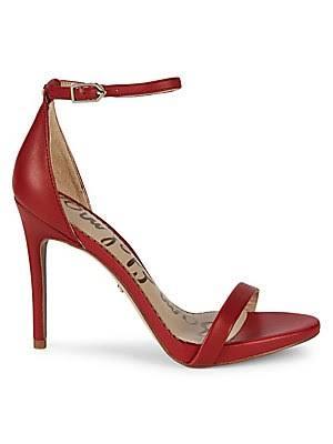 8 5m Sam Damessneakers Edelman Ariella StilettoRood eEIY9WDHb2