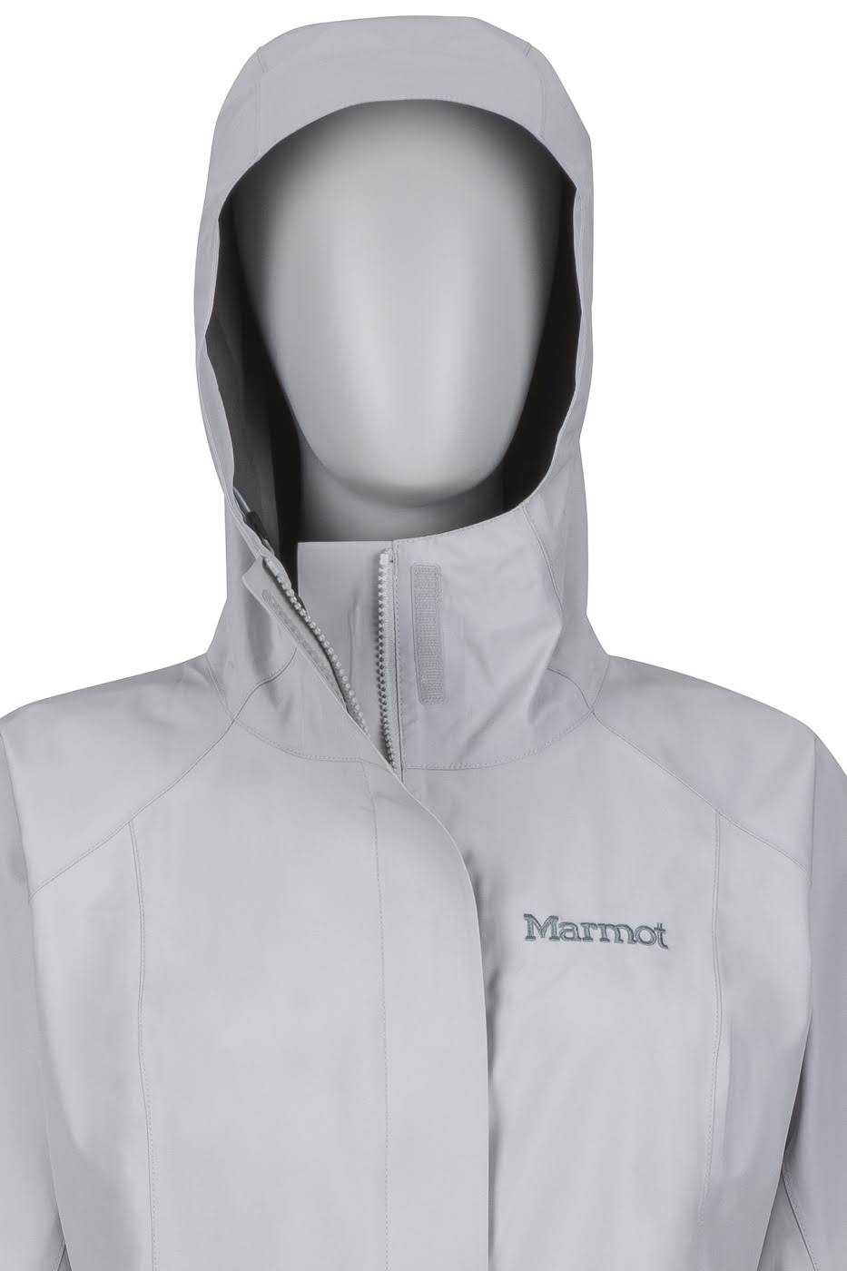 Marmot Essential Womens Platinum Jacket Grey XwX7Hqr14