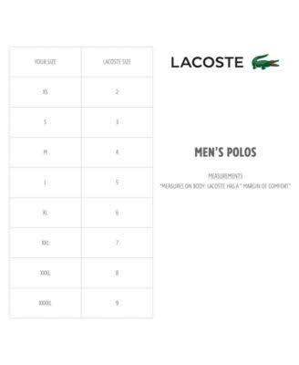 Regular De Clásico 12 12 Polo Piqué Verde Lacoste L 3xl fzxa11qw