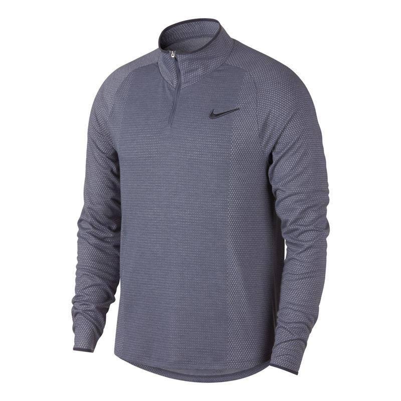 Langärmliges tennisoberteil Nike Challenger Reißverschluss Mit Court Herren 104wn7qEw