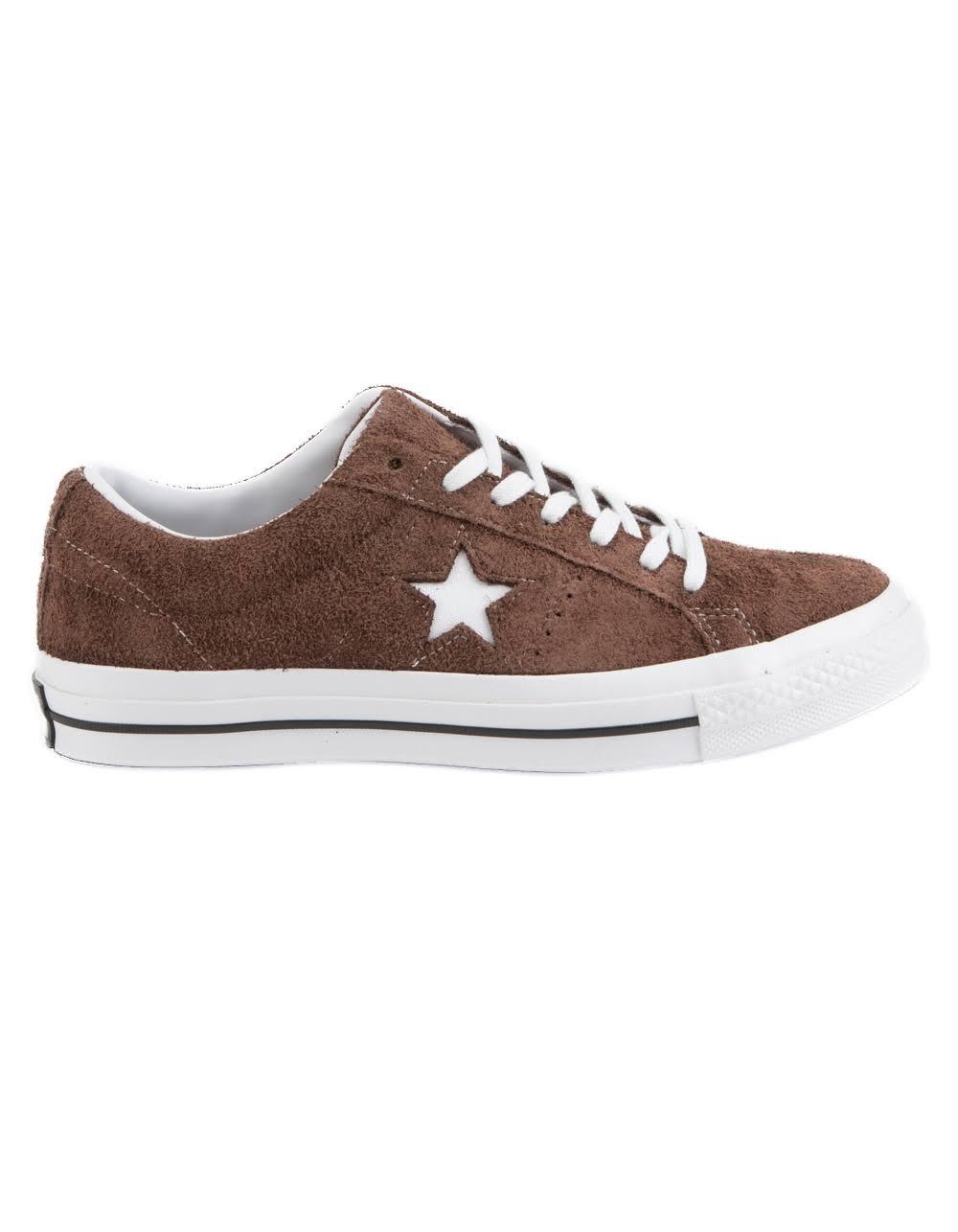 Herren Wt Ox Chocolate Chocolat Blanco Eu Converse One Star 5 44 q1wUU8