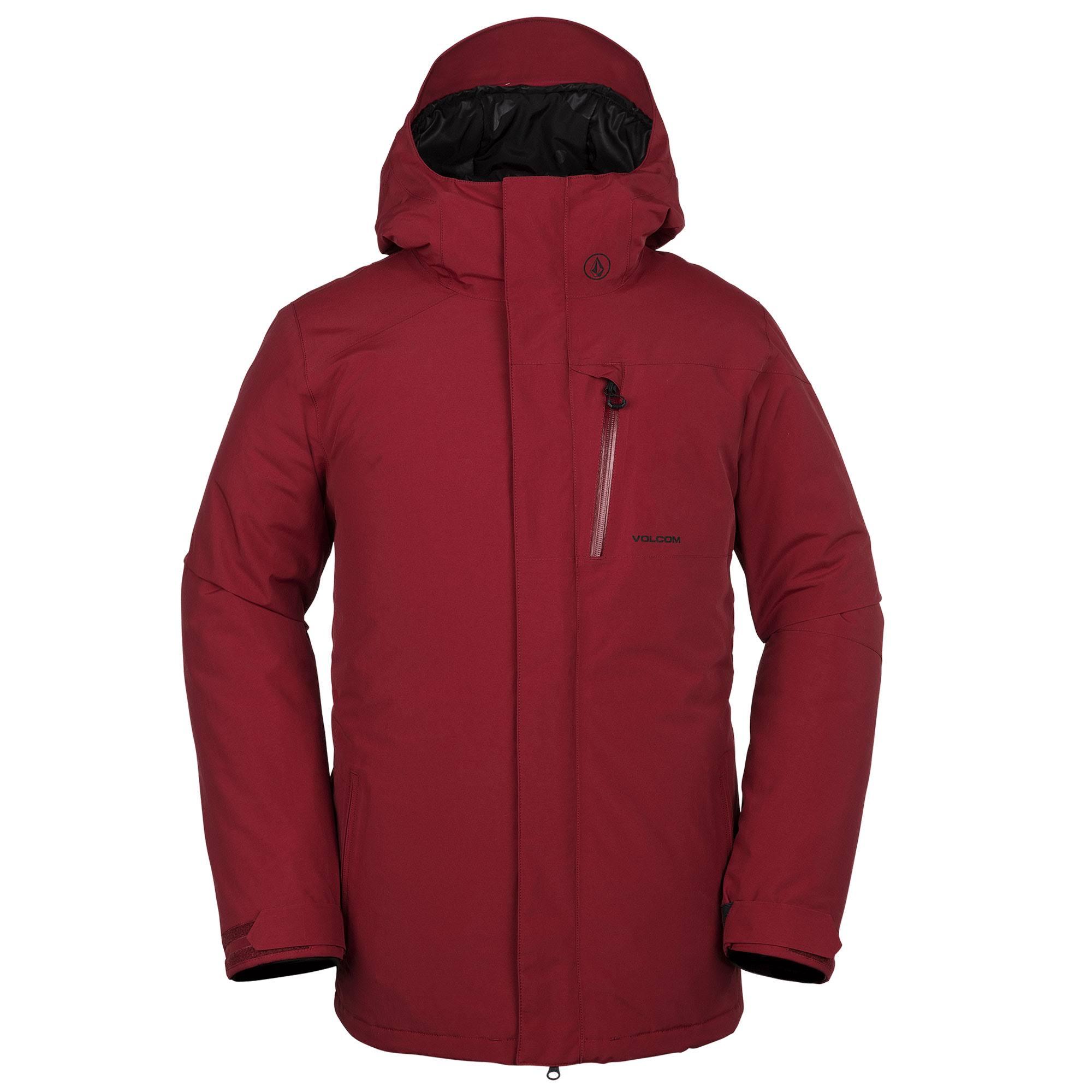 L Rojo Chaqueta M tex Gore Volcom 5q6FnwFBI