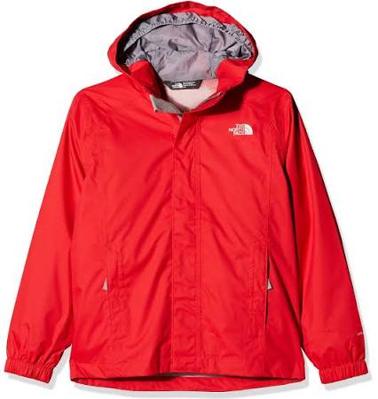 Chaqueta Para Claro North The Color Face Niños Reflectante Sn Rojo rqH7w6r