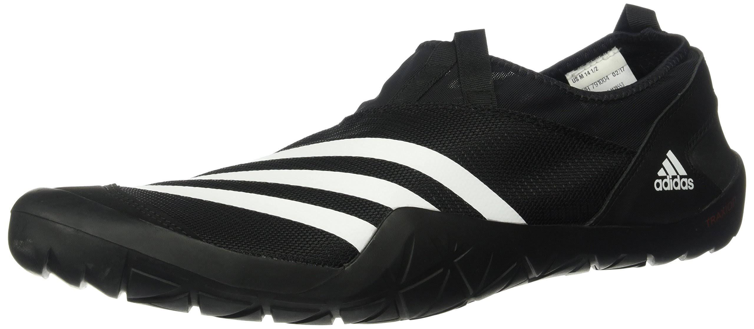 Para Climacool Blanco Negro Jawpaw Hombre Tamaño On Slip Black Adidas Met Plateado 9 qYwd4aY