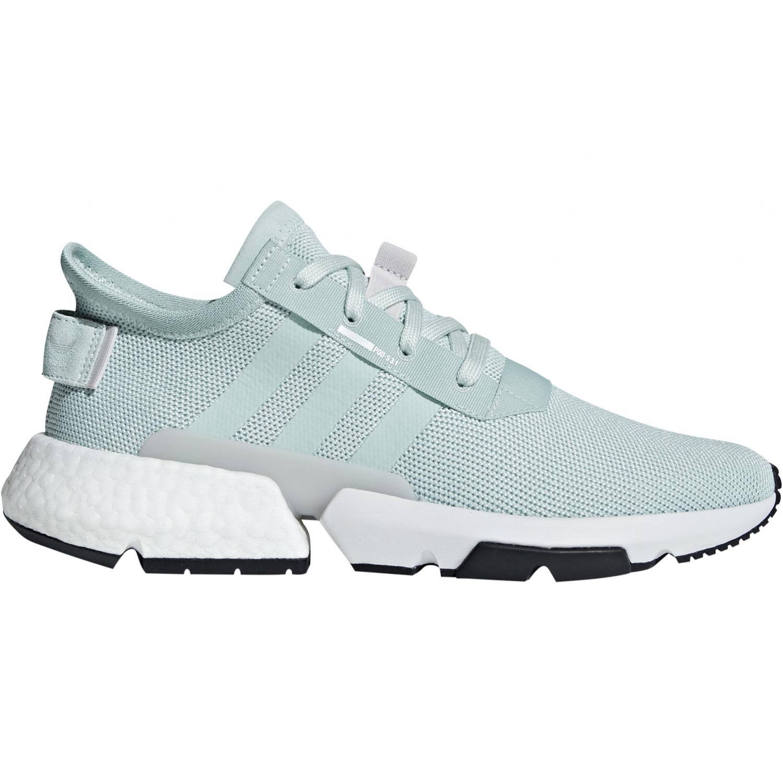 Adidas s3 Azul Zapatos Pod Verde 1 rwxpqrT6nz