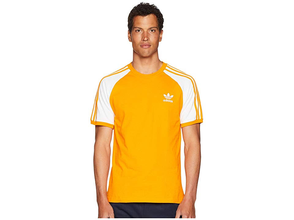Adidas Vif T Hommes Originals Taille Orange Pour shirt California M 7gqfxRw7H