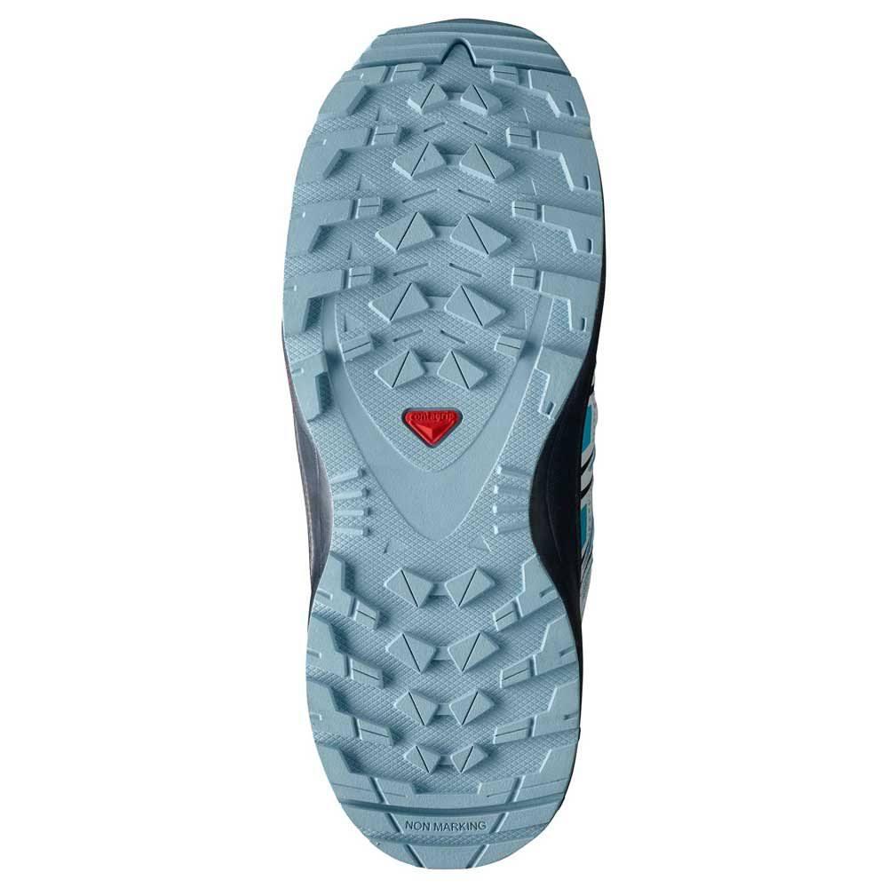 cashmere Xa Running Blue illusion Salomon Blue Cswp 3d Blue Children Blue cyan Grey Pro Shoes 1ddgwqz