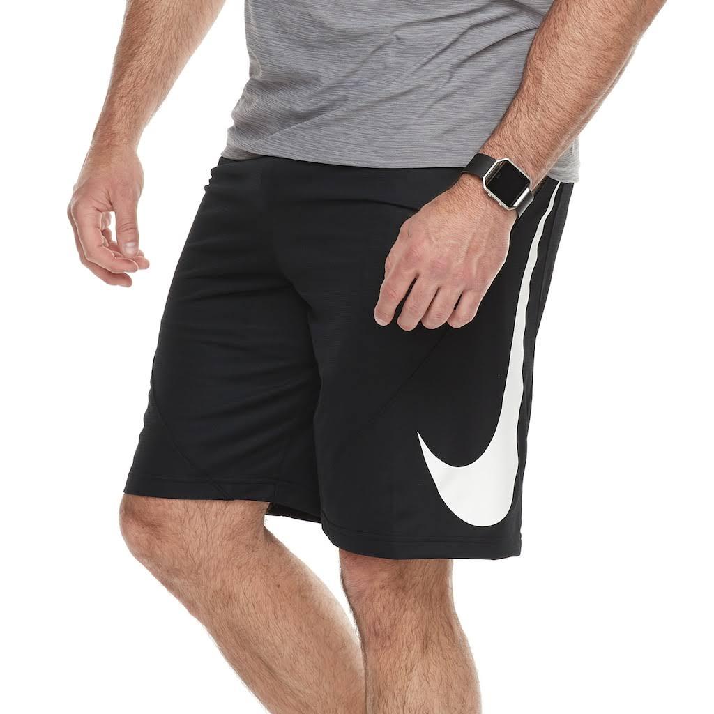 S Shorts Mens Taille Moyenne Black Basketball Size Spotlight Nike Bnx4XRw