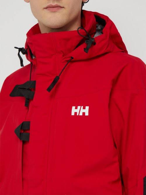 Extreme Helly Herren Groß Wasserdichte Outdoor 3l Hansen wanderjacke Expedition Rot PAAwqtvr