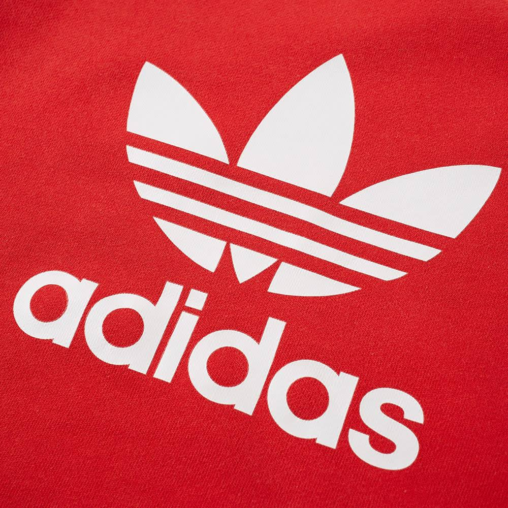 Dh5826 Sweat Red In Trefoil Adidas Originals xqHgAwESnX