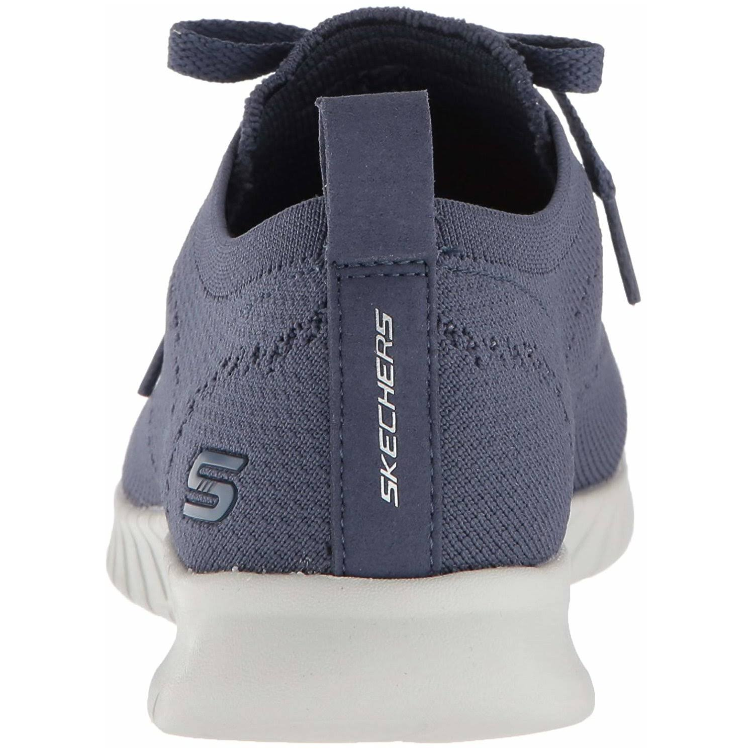 Skechers azul Claro Lite Wave Slate 23630slt rxqTrIz