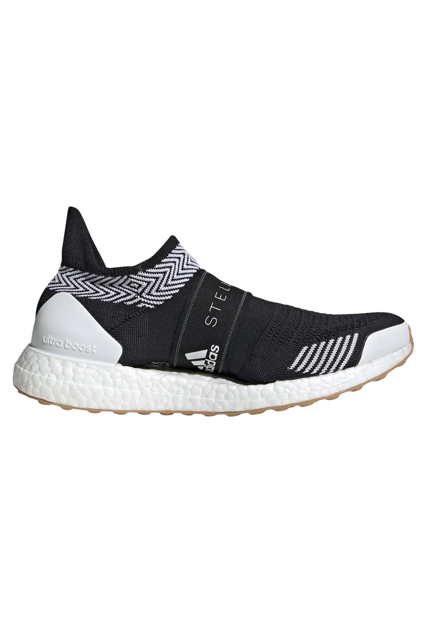 Adidas x Stella McCartney Ultraboost x 3D Knit Shoes - Black/White - UK 7.5