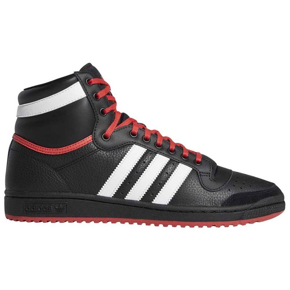 Adidas Top Ten Hi - Core Black