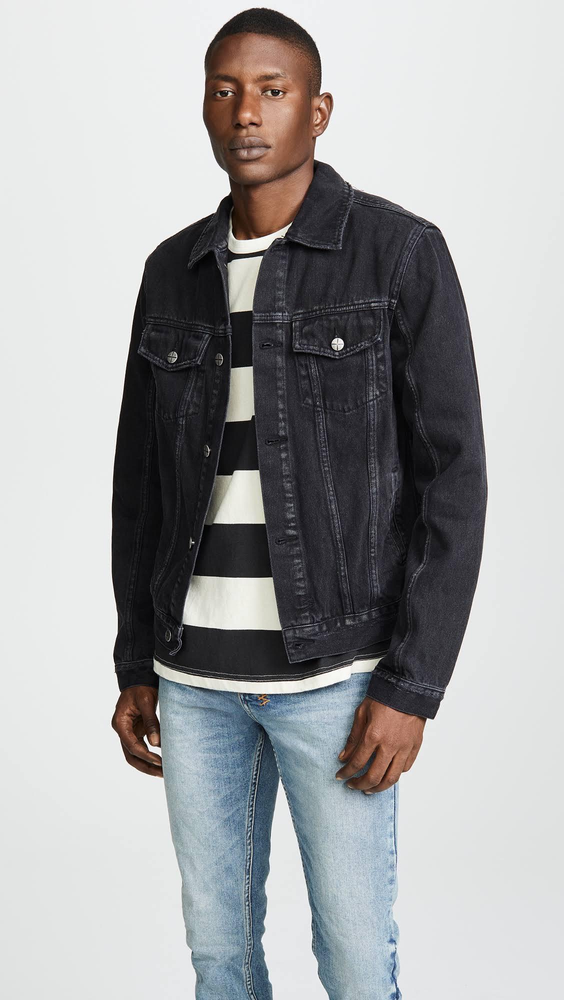 Jacket Jacket Ksubi Denim Ksubi Black Denim Black Ksubi Jacket Jacket Black Ksubi Denim Ksubi Denim Black Denim Jacket rA5qRAwa