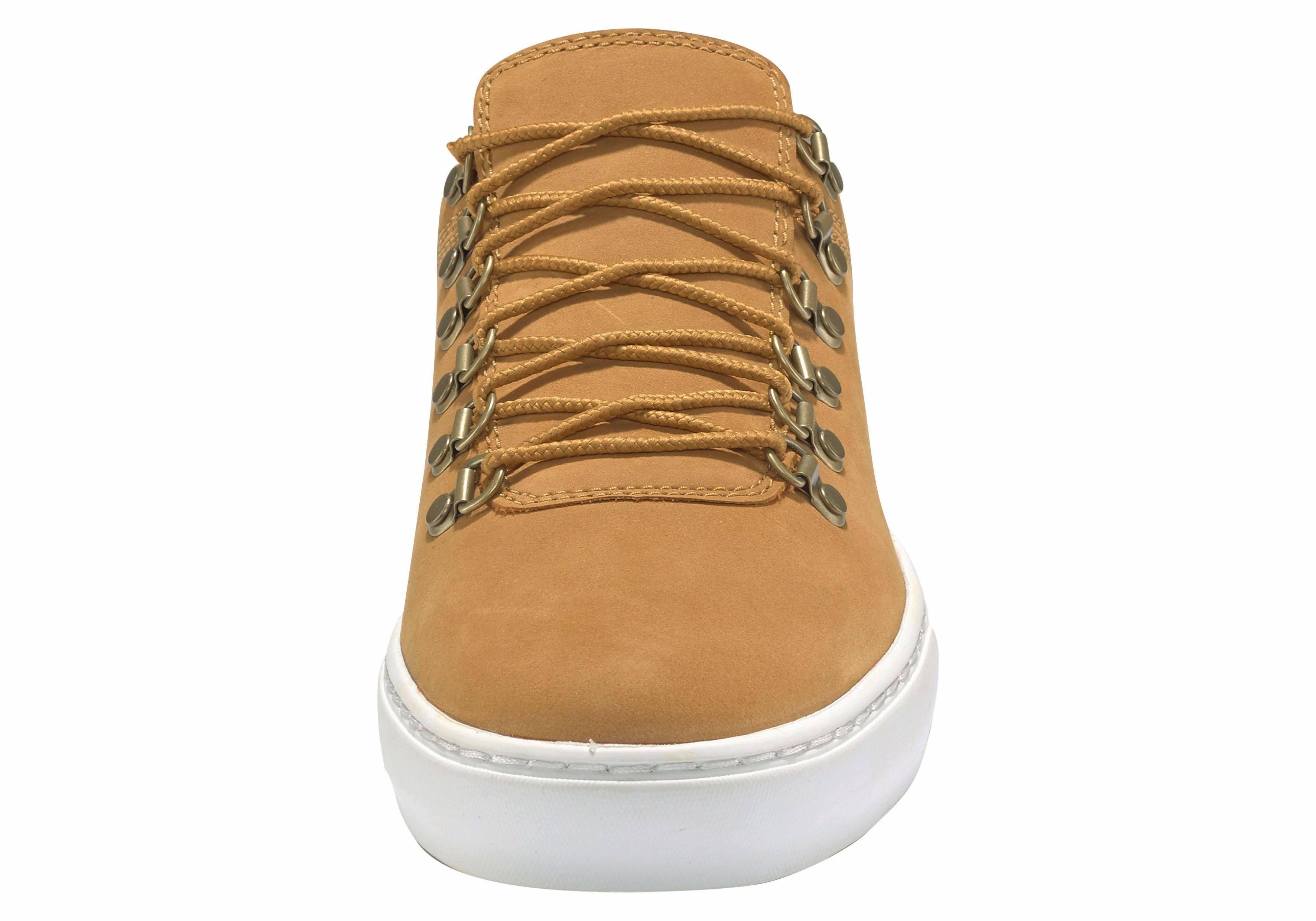 Größe Braun 2 Adv Ox Sneaker Alpine Gelb 40 Timberland 0 Cupsole OB7wxqP