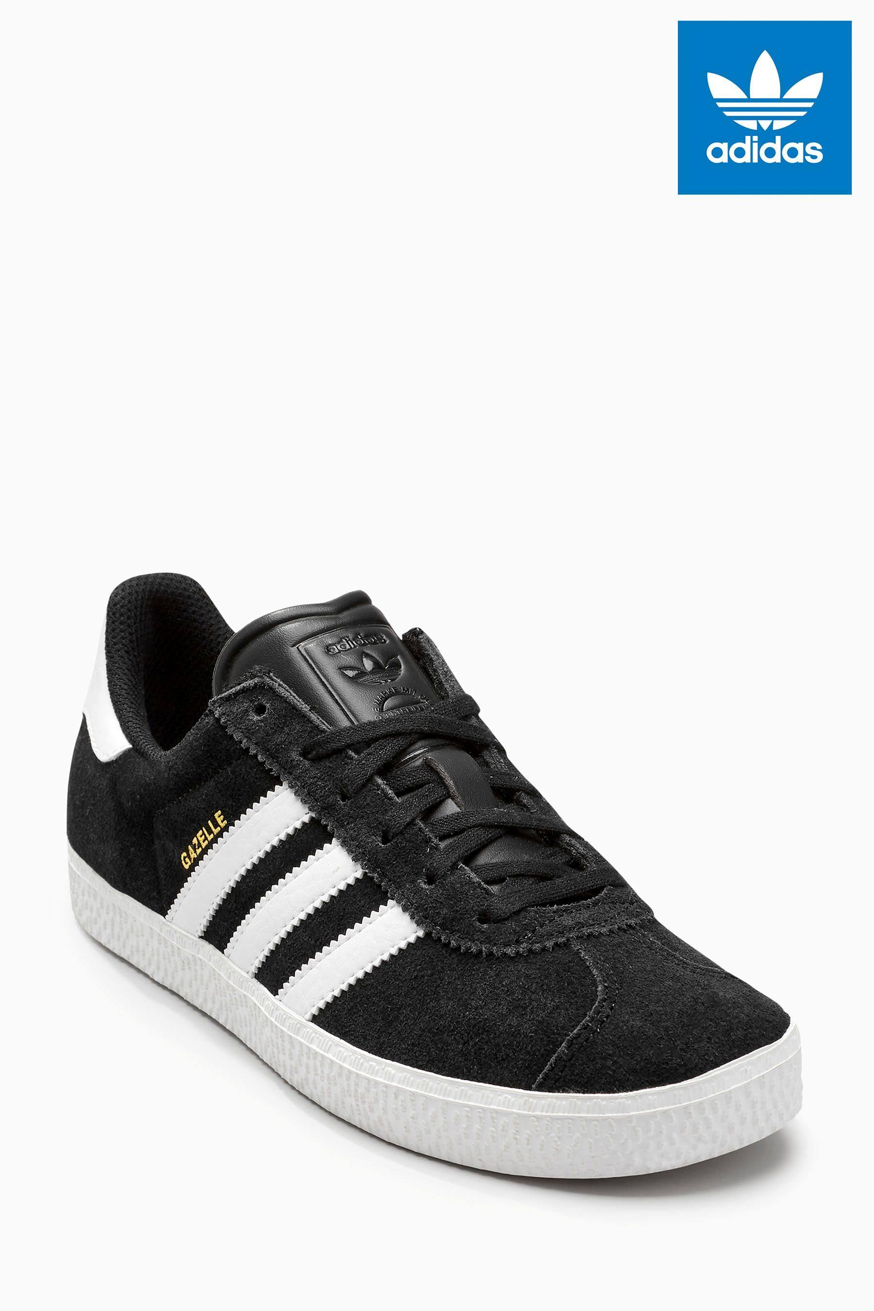 White Gazelle Adidas Black Adidas Adidas Gs Gs Black Gazelle White I2E9WDHY