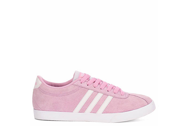 Adidas Courtset Suede Adidas Womens Womens Adidas Womens Suede Courtset 1X6xdnO