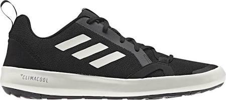 Na Biały Dla Biegania Dorosłych Kreda Sneaker Czarny 5 Climacool M Łodzi Adidas Terrex Męski Do Rozmiar 11 q8YHHa