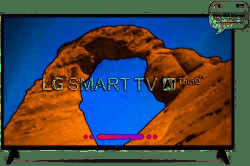 Lg 108cm 43 Inch Full Hd Led Smart Tv 2018 Edition