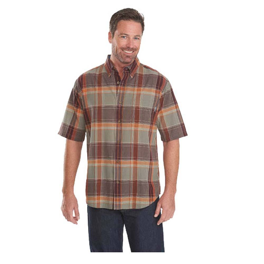 Pequeña Woolrich Timberline Para Camiseta Arcilla Hombre aqZzwxA