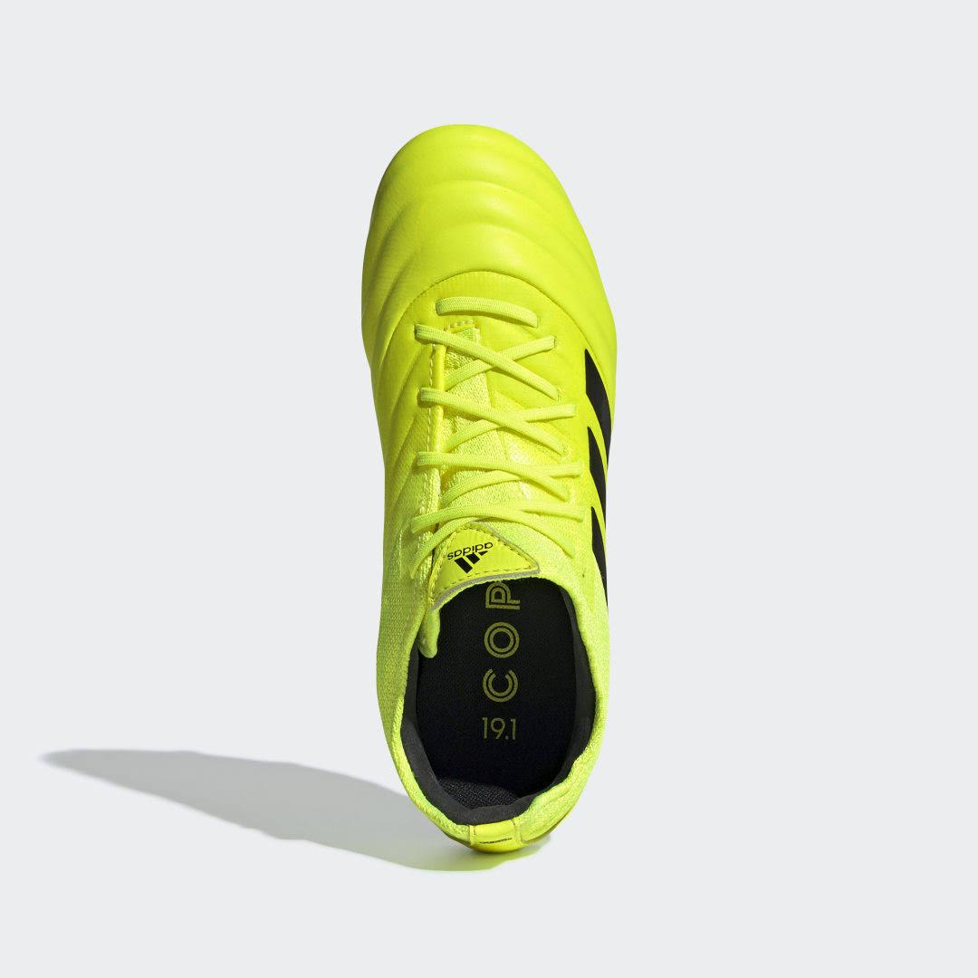 Adidas Calcio Scarpe Calcio bambino Copa 19.1 FG Hardwired Pack  Rf6QVa