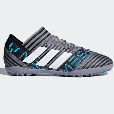 Adidas Messi Größe 10 Grau Turf weiß schwarz Herren Sneaker Astro 17 Nemeziz Tango Grau 3 rqwx45rfz