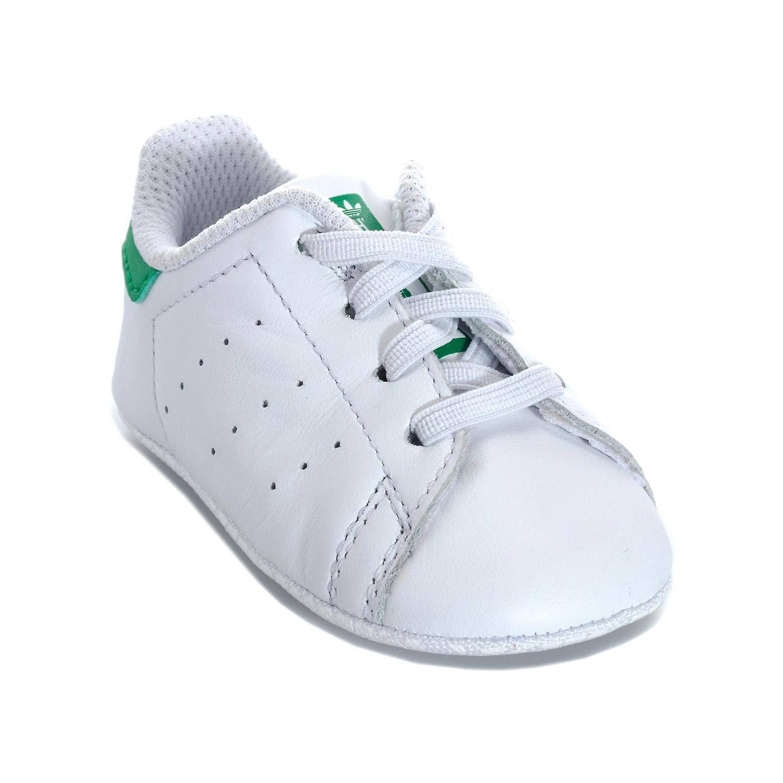 Adidas Originals Stan Smith Crib Infant - White