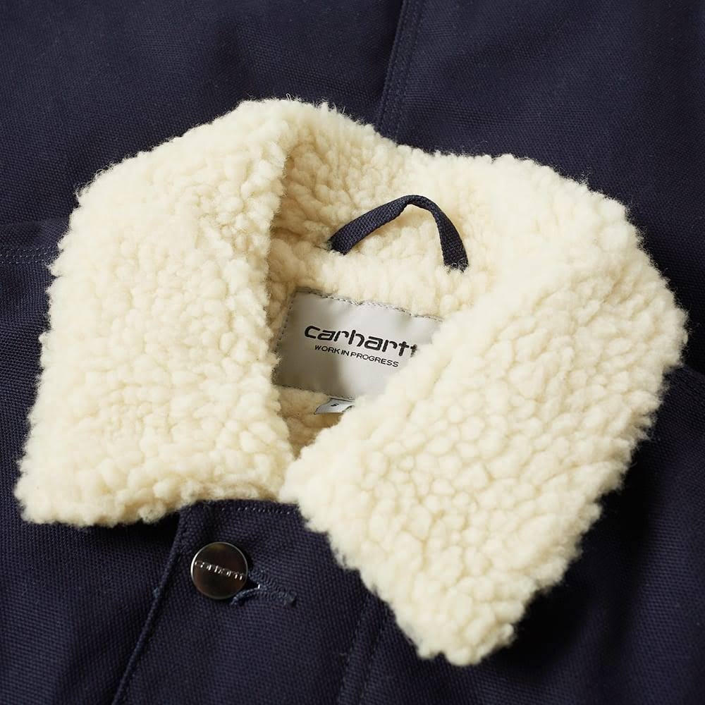 Carhartt Color Navy Coat Wip L Fairmount Navy Tamaño Dark OqZOHzx